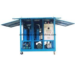 Gebruikte Olie-Isolerende Olie-Condensatoroliefiltermachine (Zyd-100)
