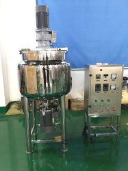 1000L Shampoo Mischanlage Homogenisator Vakuum Emulgierenden Mixer Maschine / Farbe machen Maschine Flüssigkeiten Herstellung Emulgieren Wasserkocher