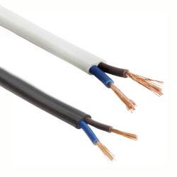 2-10coeurs Sheated PVC fabricant de câbles téléphoniques en cuivre