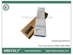 La solución de limpieza para RiSoS COM-Color 3050 7050 9050 Limpieza de cartuchos de tinta líquida