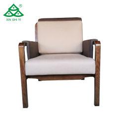 Sofà di legno del Recliner del sofà dell'angolo del sofà del salone del sofà del blocco per grafici