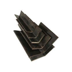 De zwarte Warmgewalste Staaf/de Hoek van de Engel van China van de Hoek van het Staal van de Koolstof Milde ASTM A36 Q235 Ss400 Gelijke