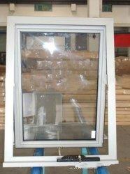 Top pendurado na janela de alumínio com tela de mosca invisível (KPC49)