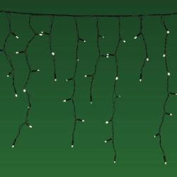 LED de Natal exterior música Icicle Luz para ornamento Inicial