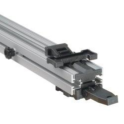 2020 2040 4040 مفصلات سوداء LED 19 مم 16×16 120 Winkel بروز من الألومنيوم مقاس 10 مم