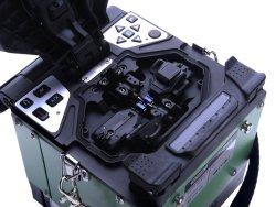 Épissage Skycom T-208h Machine pour le Câble / Fibres épissage