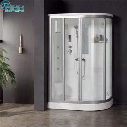Baracca acrilica di sauna della Camera di sauna del vapore asciutto tradizionale di uso della famiglia