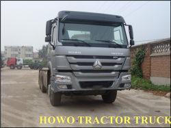 HOWO 트랙터 트럭 HOWO 트랙터 트럭 371 마력