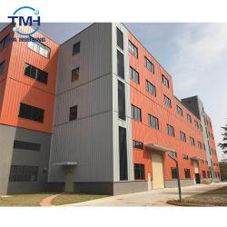 オフィス / 倉庫 / 港向け多層金属シート組立スチール構造ビル