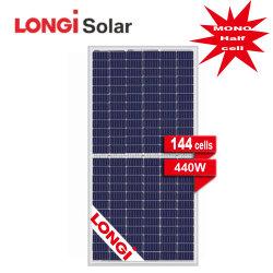Longi A Grade 440W 450W HPH Halbzellen-Solarmodul Modul