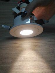 Una buena GU10 Venta accesorio Downlight bañadores de pared de Spotlight para dormitorios almacenar IP20