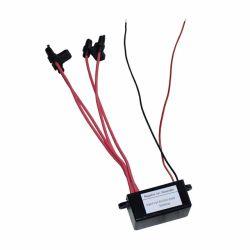 Generatore di ioni negativi con spazzola in carbonio DA 4 PEZZI per sistema di purificazione dell'aria