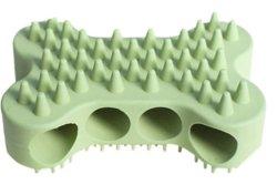 Spazzola fissa buona del dispositivo di rimozione dei capelli governare dell'animale domestico per i cani ed i gatti