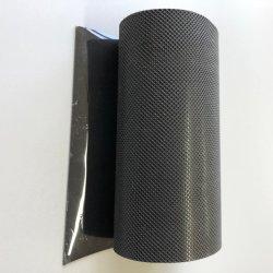 Résistant aux hautes températures d'une des couches en tissu renforcé d'insertion de feuille de caoutchouc de silicone