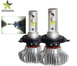 L'éclairage automobile COB ampoule H4 H7 8000lm Projecteur automatique haute puissance