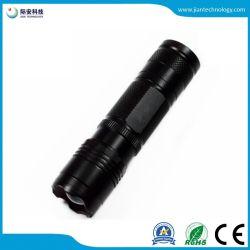 Jff17 1200 torcia elettrica tattica dello zoom LED di alto potere di lumen T6/L2