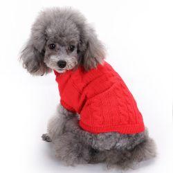 Eindeutiger Großhandelschina-Import-späteste Form-Haustier-Hundestrickjacke