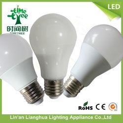 セリウムRoHSが付いているLEDランプ3W 5W 7W 9W 12W E27 B22全体的なLEDの電球