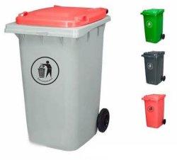 240 de liter reed Plastic Container