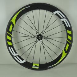 Ffwd 50mm/60mm ruedas de bicicleta de carretera de carbono, T800 Bicicletas carretera carbono Fibra de carbono con Novatec ruedas, o elegido o ruedas de bicicleta carbono Powerway
