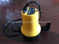 DC Mini 12v 24v la pompe à eau électrique submersible en plastique, bateau de la pompe à eau de la pompe