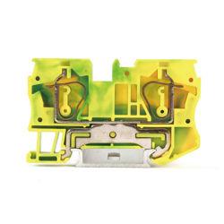 L'approbation RoHS Leipole Manufature Bloc de bornes à ressort (JST 6-PE)