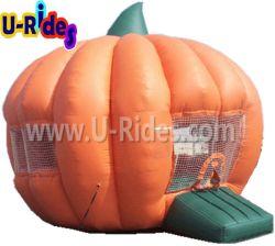 Casa rimbalzante della zucca di Halloween del ponticello gonfiabile gonfiabile del Bouncer da vendere