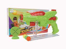Jouet électrique en plastique B/O pistolet (H9785001)