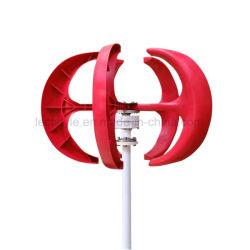 Vertikales Mittellinien-Wind-Turbine-Generator Vawt 50W 12VDC Licht und beweglicher Wind-Generator stark und ruhig