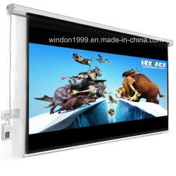 """100"""" 4 : 3 Écran de projection Auto électrique Projecteur 80X60 motorisé avec télécommande"""
