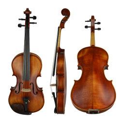 O abeto sólido artesanais de alto grau Violino Violino 4/4