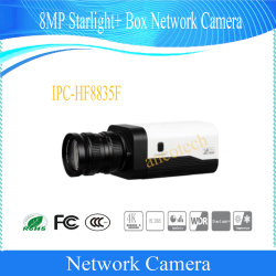 Sécurité Dahua 8MP Case Starlight+ Réseau Caméra Vidéo Numérique (CIB-HF8835F)