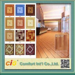 Un revêtement de sol PVC PVC PVC-de-chaussée de revêtement de sol plancher Vinly Anti-Tear Vinly couvercle pour l'étage