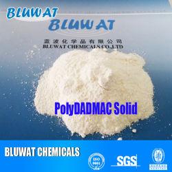 Festes Polydadmac Puder für Wasserbehandlung-Gerinnungsmittel (Polydiallyl Dimethyl Ammoniumchlorid)