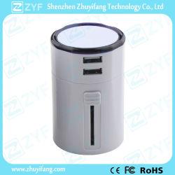 Всего в 1 Универсальный адаптер для поездок с помощью зарядного устройства USB (ZYF9022)