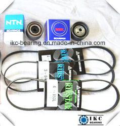 Celica ST202 Kit correa de distribución Tensor de correa del ventilador teniendo los elementos originales