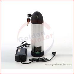 Batterie de type bouteille d'eau 36V 10Ah pour vélo électrique