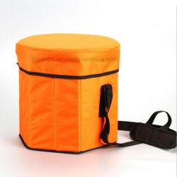 Sac de glace de pliage personnalisée refroidisseur avec le siège pour cadeau de promotion