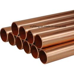 Usine de gros Astmb280 Le Tube en cuivre/réfrigération Soft tempérer les tuyaux de cuivre/Tube Prix par kg