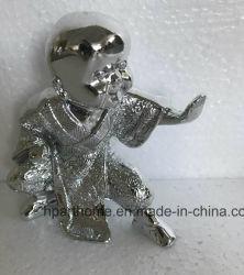 Fantástica la artesanía de resina de Kung Fu Kids Polyresin figurillas, Polyresin regalos