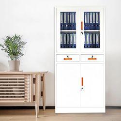 الأثاث المعدني 2 الأدراج ملف خزانة معدات المكتب الصلب