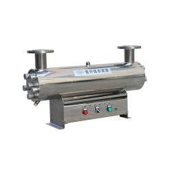El tratamiento de aguas industriales 50m3/Hr Esterilizador UV purificadora de agua, luz UV esterilizador