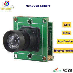 HD 2.0 mégapixels 1600*1200 Video Mini Module caméra USB (SX-6200A)