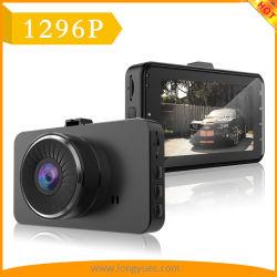3pulgadas FHD1296p pantalla IPS Alquiler de caja negra grabadora de conducir