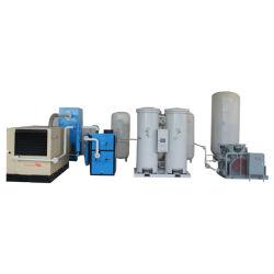 채우는 실린더를 위한 높은 순수성 산소 발전기