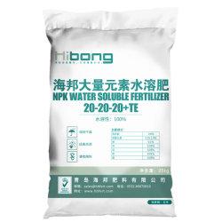 El fertilizante NPK 20-20-20
