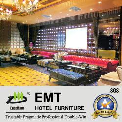 Mobilier de loisirs de haute classe KTV canapé Set (EMT-KTV02)