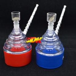 Tubo de tabagismo eletrônico para plástico Tobbacco+Metal para Cigarro
