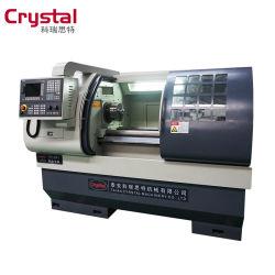 Ck6136A ظرف هيدروليكي أو هوائي أوتوماتيكي صغير CNC