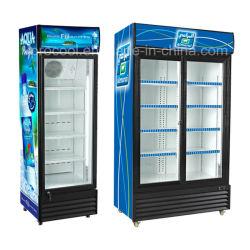 Vitrine d'un réfrigérateur Gea Expo